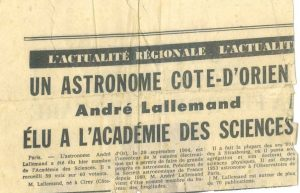 coupure de presse aca sciences2