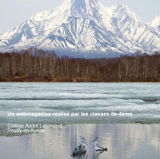 Report'Air, le webzine chimie des 4èmes