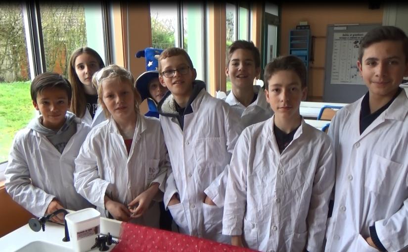 Le club scientifique 2017-2018