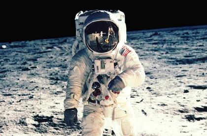La conquête spatiale.