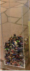 Collecte des piles usagées 2