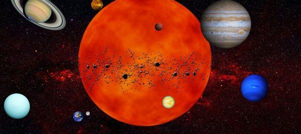 L'Univers et ce qu'il contient (3)