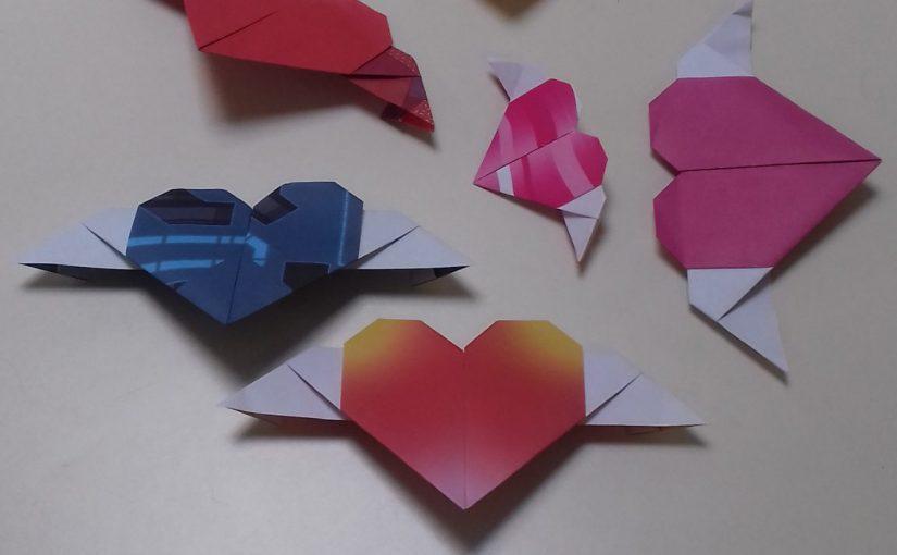 Les origamis du collège