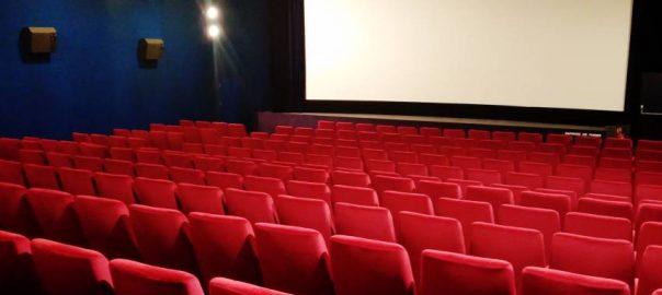 Du cinéma au collège ! On adore !