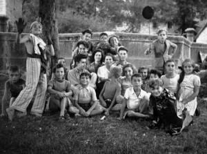 Colonie d'Izieu, été 1943 (Maison d'Izieu, succession S. Zlatin)
