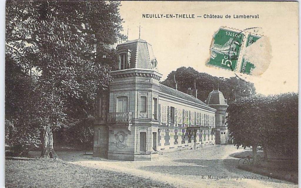 Lambervalle