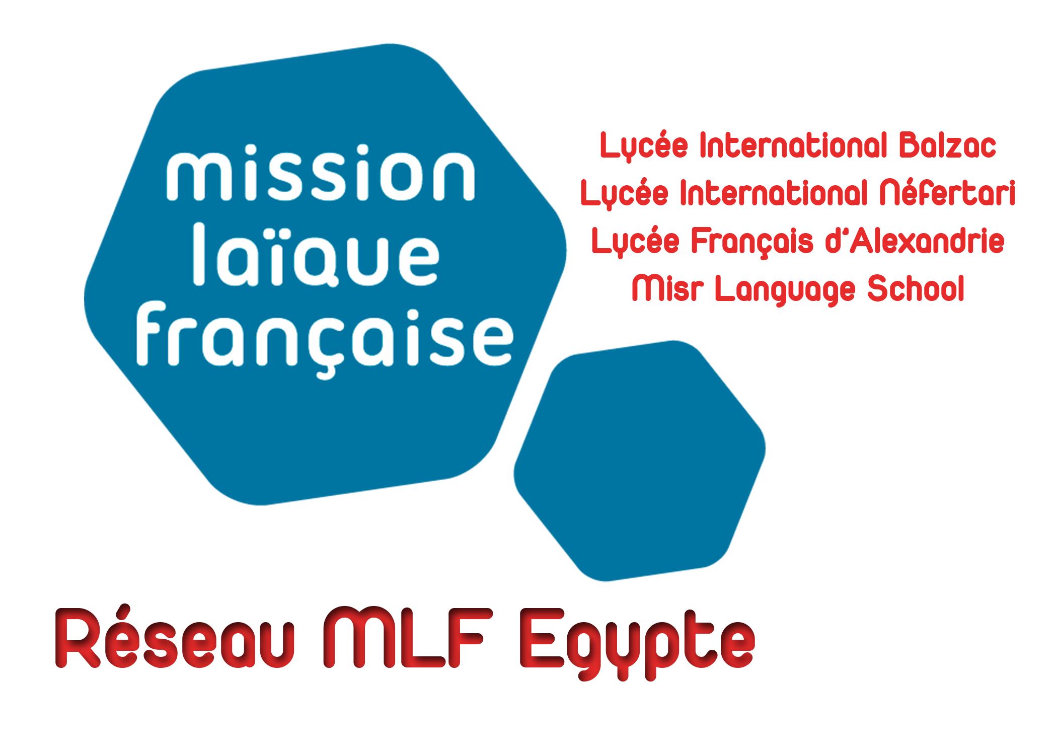 Réseau MLF – Egypte Un site utilisant Réseau Blogue ton école
