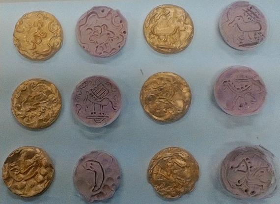 pièces gauloises