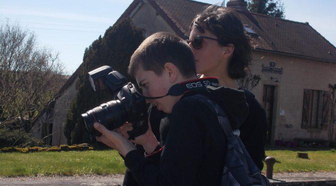 LéoV, blogueur sur Objectif Canal