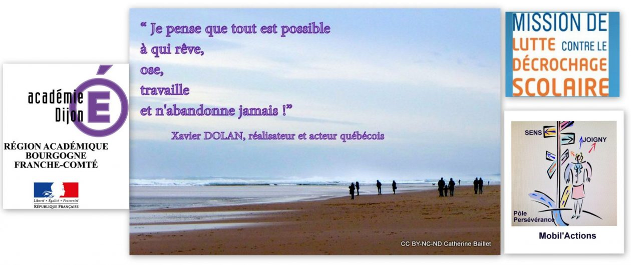 Pôle Persévérance MLDS Sens/Joigny Mobil'Actions
