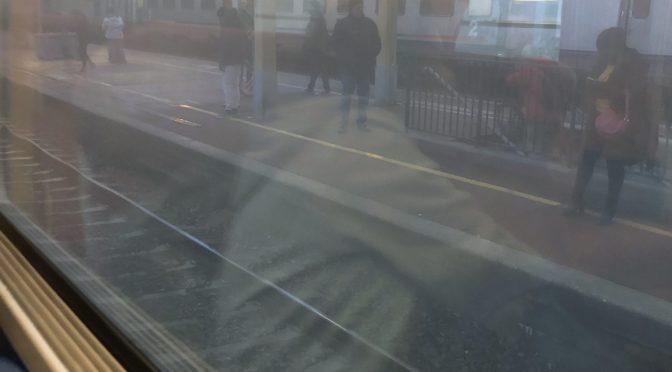 Notre premier voyage en train