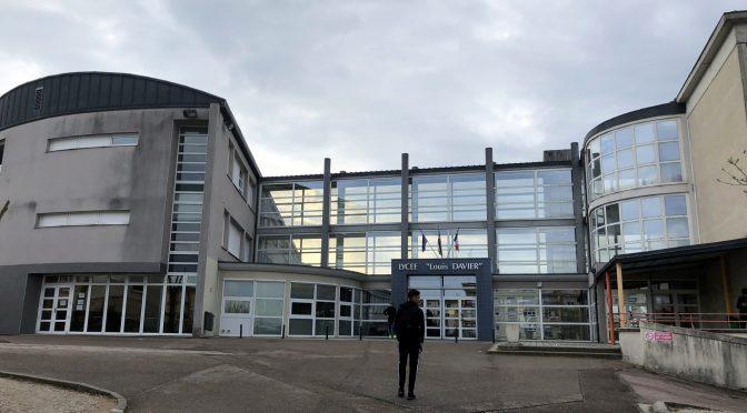 Interview sur l'internat du lycée des Métiers Louis Davier de Joigny
