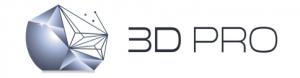 3dpro logo