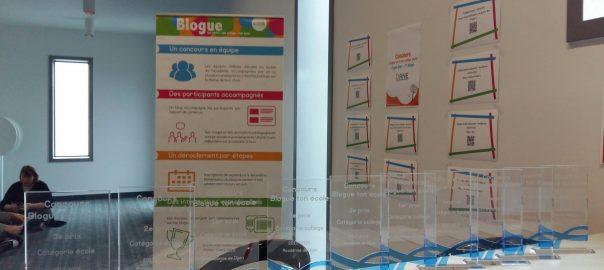 Le classement des lauréats du concours de blog est connu !